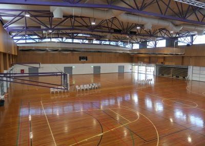 City of Palmerston - Recreation LED Highbay Upgrade