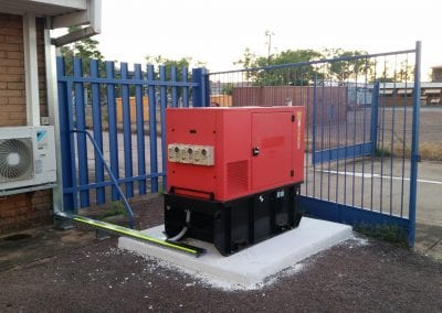 Fuel Xpress Winnellie - 22kVA Backup Generator