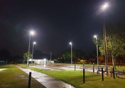 Gray Community Hall - Carpark Lighting Upgrade